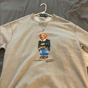 Polo bear by Ralph Lauren XLT